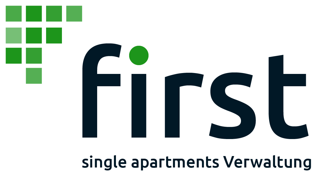 first single apartments Verwaltung